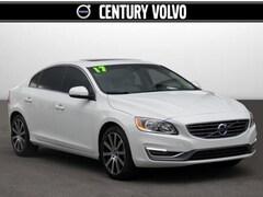 Used 2017 Volvo S60 Inscription T5 Sedan LYV402HK7HB136661 P7451 in Huntsville, AL