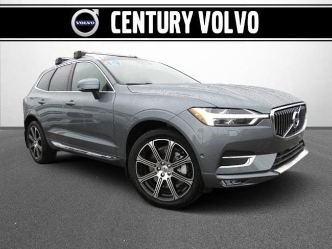New 2019 Volvo XC60 For Sale at Century Volvo Cars | VIN: LYVA22RL5KB183358