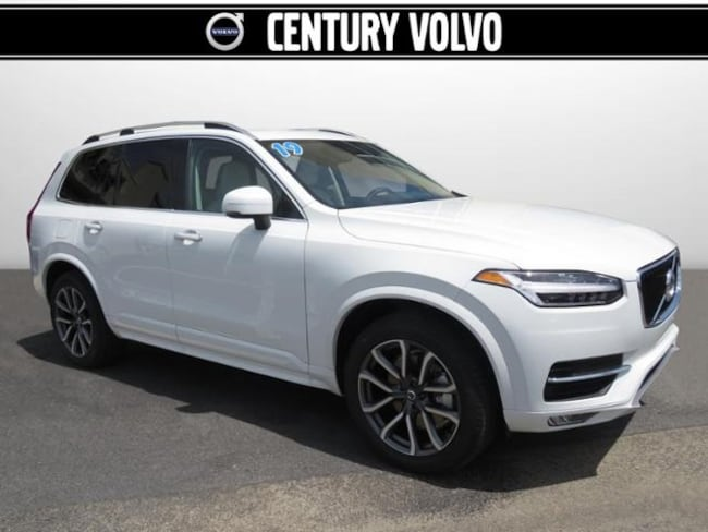 Volvo Xc90 Commercial >> New 2019 Volvo Xc90 For Sale At Century Volvo Cars Vin