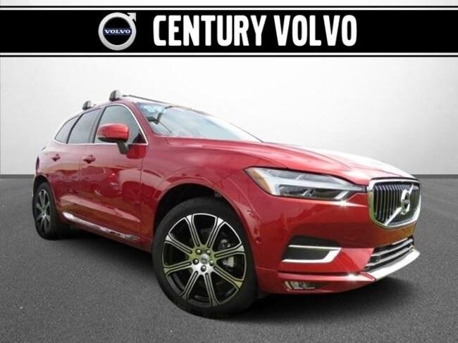 New 2019 Volvo Xc60 T5 Inscription Suv For Sale Lease Huntsville