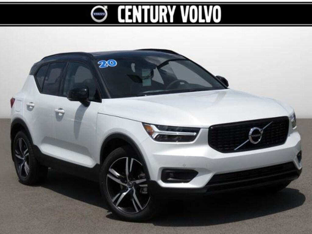 New 2020 Volvo Xc40 T5 R Design Suv For Sale Lease Huntsville
