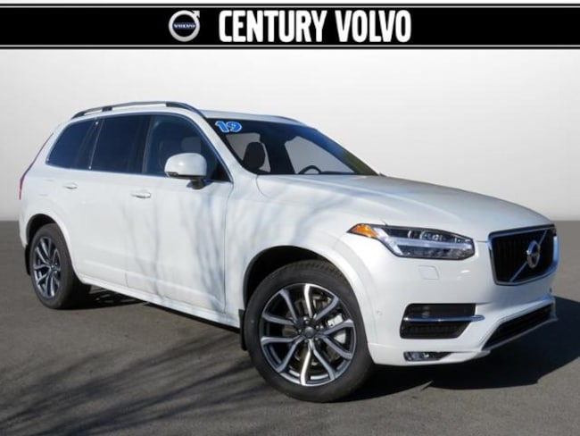 New 2019 Volvo XC90 For Sale at Century Volvo Cars | VIN: YV4A22PK9K1470216
