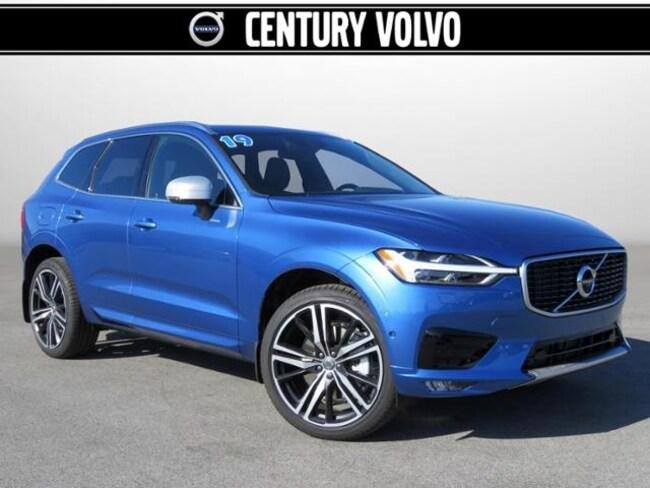 New 2019 Volvo XC60 T6 R-Design SUV For Sale/Lease Huntsville, AL