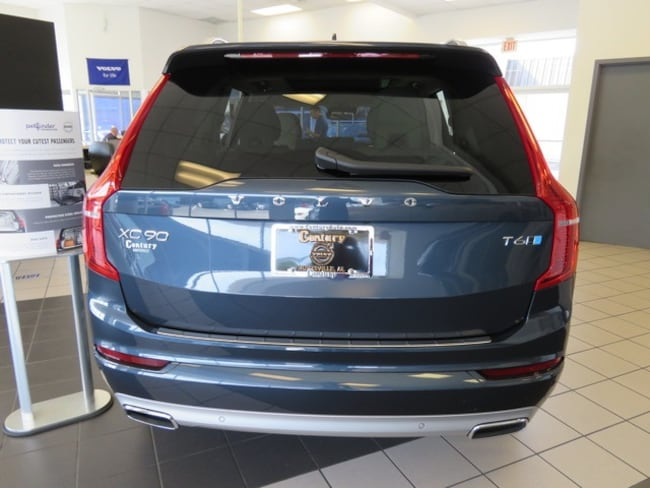 New 2019 Volvo XC90 For Sale at Century Volvo Cars | VIN: YV4A22PKXK1441033