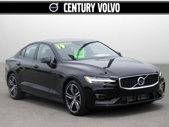 Volvo S60 For Sale >> New 2019 Volvo S60 For Sale At Century Volvo Cars Vin