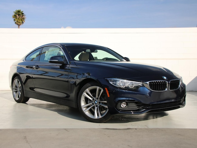 New 2019 BMW 4 Series 430i Coupe Coupe Los Angeles