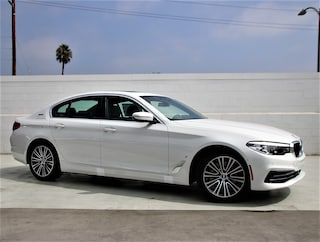 New 2019 BMW 5 Series 530e iPerformance Plug-In Hybrid Sedan in Studio City near LA