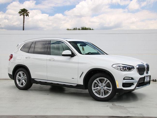 New 2018 BMW X3 xDrive30i Sports Activity Vehicle SAV Los Angeles