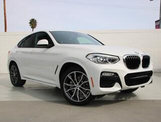 New 2019 BMW X4 xDrive30i Sports Activity Coupe Sports Activity Coupe in Studio City near LA
