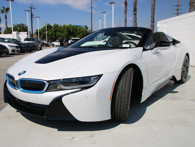 New 2019 Bmw I8 Roadster For Sale Near Los Angeles Ca 19220