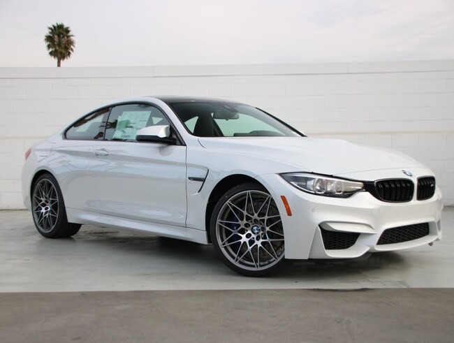 New 2019 BMW M4 Coupe Coupe Los Angeles