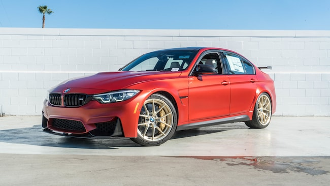 New 2018 BMW M3 Sedan Sedan Los Angeles