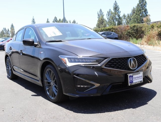 New 2019 Acura ILX with Premium and A-Spec Package Sedan For Sale/Lease Cerritos CA