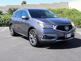 New 2019 Acura MDX with Advance Package SUV 5J8YD3H87KL007680 Cerritos