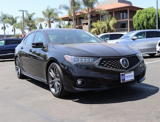New 2019 Acura TLX 2.4 8-DCT P-AWS with A-SPEC RED Sedan 19UUB1F64KA002457 Cerritos