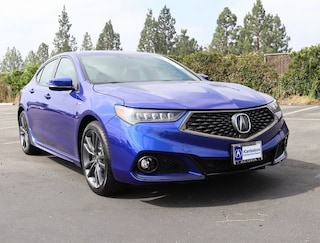New 2019 Acura TLX 3.5 V-6 9-AT P-AWS with A-SPEC Sedan 19UUB2F6XKA002808 Cerritos