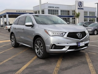 New 2019 Acura MDX with Advance Package SUV Cerritos
