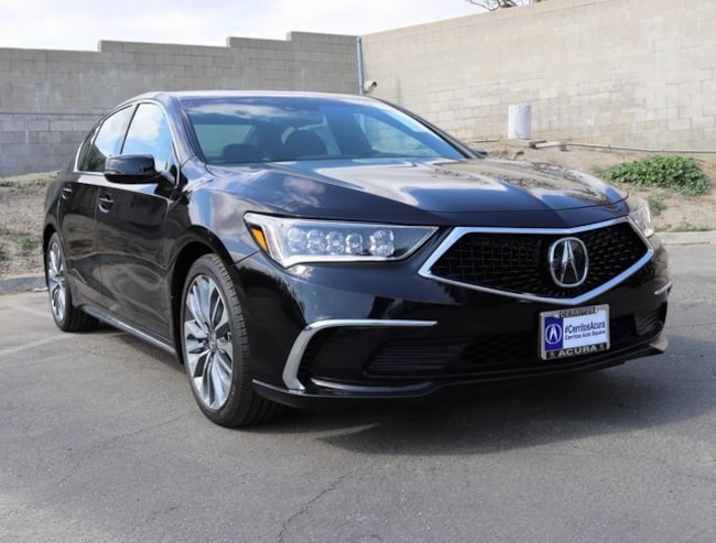 New 2018 Acura RLX with Technology Package Sedan For Sale/Lease Cerritos CA