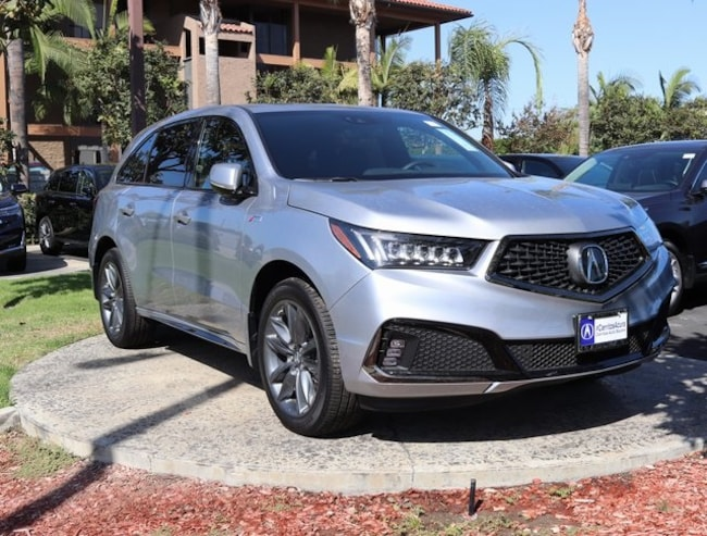 New 2019 Acura MDX SH-AWD with A-Spec Package SUV For Sale/Lease Cerritos CA