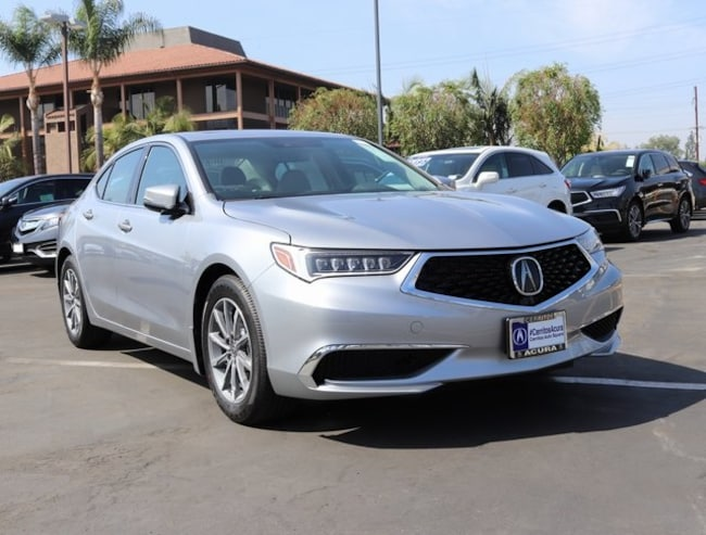 New 2019 Acura TLX 2.4 8-DCT P-AWS Sedan For Sale/Lease Cerritos CA