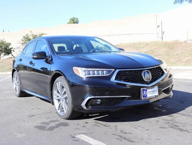 New 2019 Acura TLX 3.5 V-6 9-AT SH-AWD with Advance Package Sedan For Sale/Lease Cerritos CA