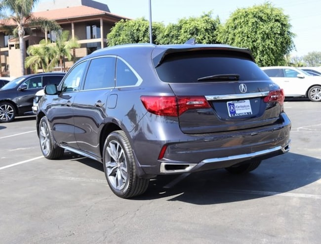 New 2019 Acura MDX with Advance Package SUV For Sale/Lease Cerritos