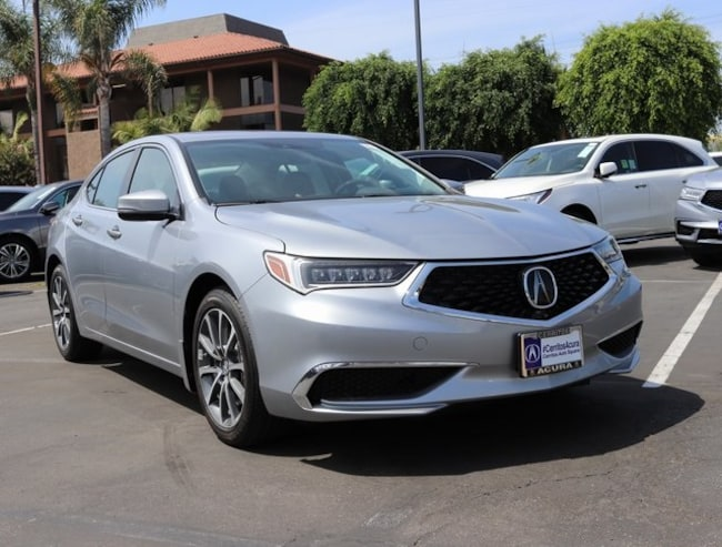 New 2019 Acura TLX 3.5 V-6 9-AT P-AWS Sedan For Sale/Lease Cerritos CA