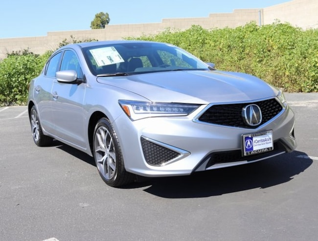 New 2019 Acura ILX with Premium Sedan For Sale/Lease Cerritos CA
