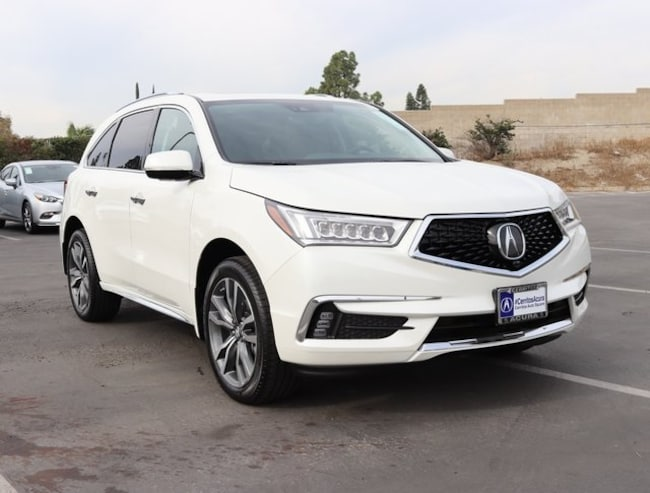 Acura Mdx Lease >> New 2019 Acura Mdx With Advance Package Suv For Sale Lease Cerritos
