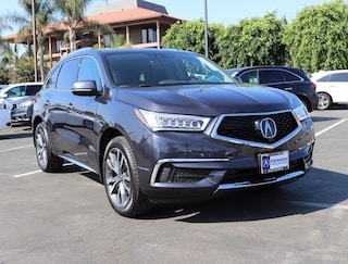 New 2019 Acura MDX with Advance Package SUV 5J8YD3H82KL001382 Cerritos