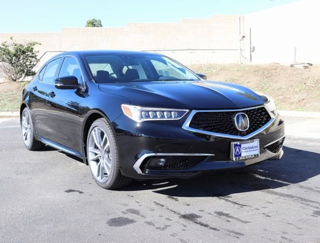New 2019 Acura TLX 3.5 V-6 9-AT P-AWS with Advance Package Sedan For Sale/Lease Cerritos CA