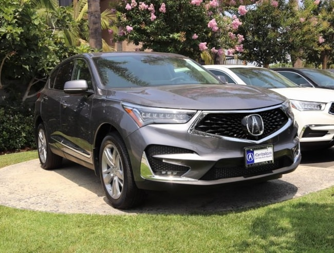 New 2019 Acura Rdx With Advance Package Suv For Sale Lease Cerritos