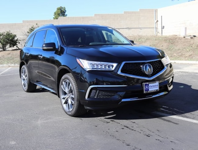 New 2019 Acura MDX with Advance Package SUV For Sale/Lease Cerritos CA