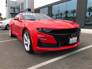 Used 2019 Chevrolet Camaro SS 2SS Coupe 1G1FH1R79K0109237 for sale in Cerritos, CA