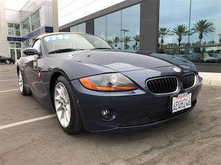 Used 2004 BMW Z4 2.5i Convertible 4USBT33524LS52680 for sale in Cerritos, CA
