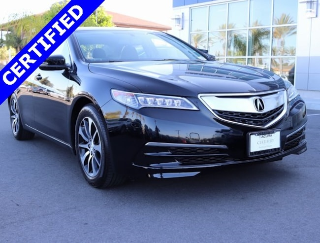 Used 2016 Acura TLX 2.4L Base Sedan for sale in Cerritos, CA