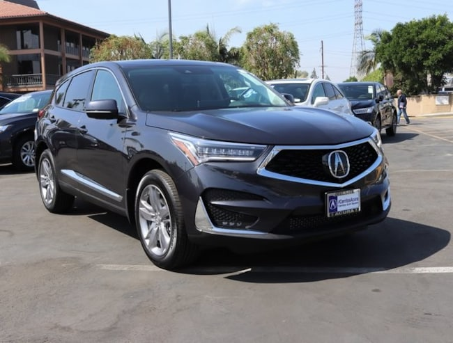 New 2019 Acura RDX with Advance Package SUV For Sale/Lease Cerritos CA
