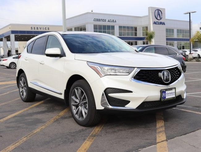New 2019 Acura RDX SH-AWD with Technology Package SUV For Sale/Lease Cerritos CA