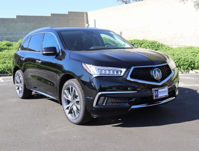 New 2019 Acura MDX SH-AWD with Advance Package SUV For Sale/Lease Cerritos CA