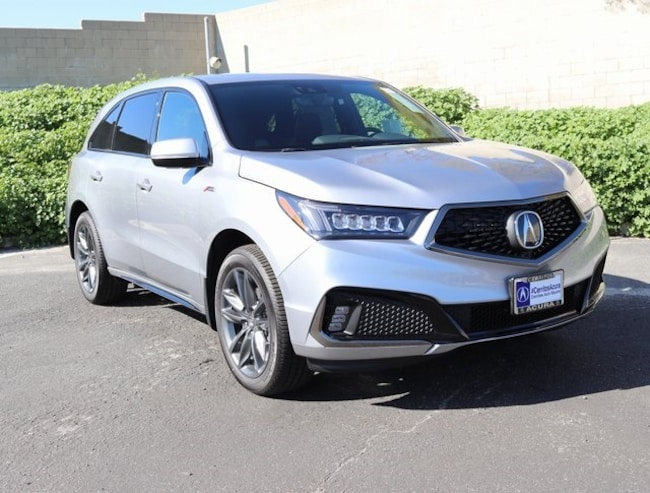 Acura Mdx Lease >> New 2019 Acura Mdx Sh Awd With A Spec Package Suv For Sale Lease