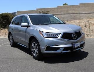 2019 Acura MDX Base SUV For Sale Near Long Beach, CA