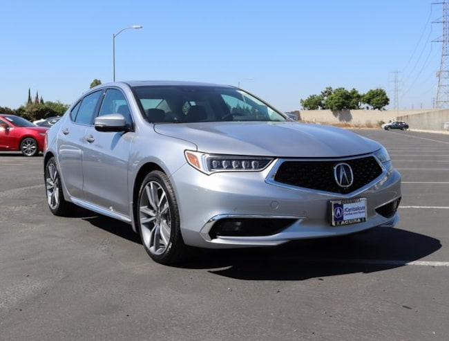 New 2019 Acura Tlx 3 5 V 6 9 At P Aws With Advance Package