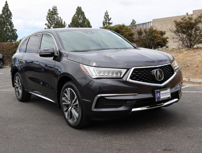 New 2019 Acura MDX SH-AWD with Technology Package SUV For Sale/Lease Cerritos CA