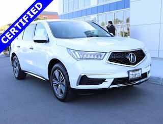Certified Pre-Owned 2017 Acura MDX 3.5L SUV 5FRYD3H30HB009719 for Sale in Cerritos, CA