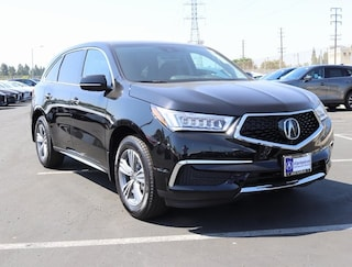 New 2019 Acura MDX Base SUV Cerritos