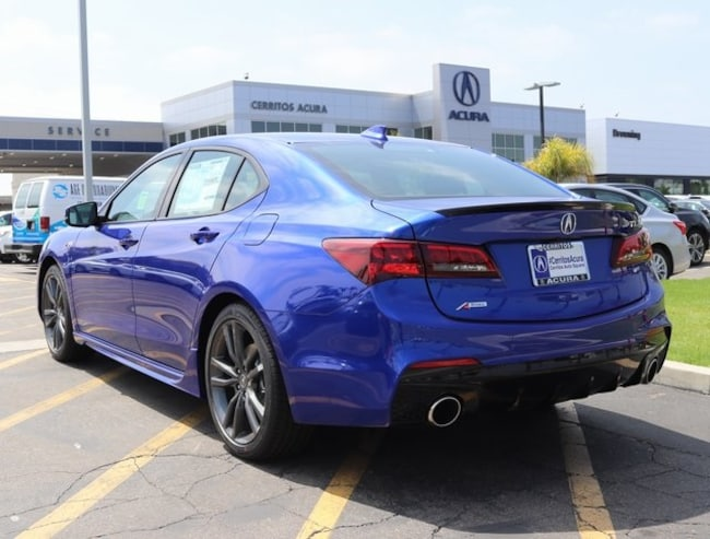 New 2020 Acura Tlx With A Spec Package Sedan For Sale Lease Cerritos