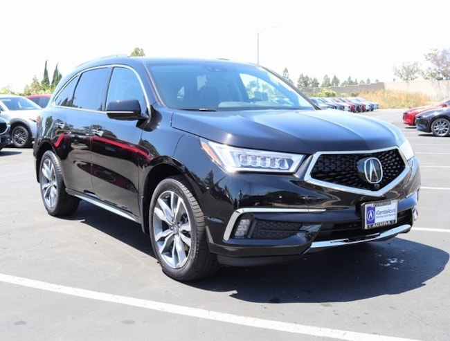 New 2019 Acura MDX with Advance and Entertainment Packages SUV For Sale/Lease Cerritos CA