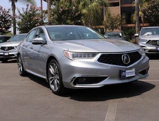 New 2019 Acura TLX 3.5 V-6 9-AT P-AWS with Advance Package Sedan 19UUB2F86KA002144 Cerritos