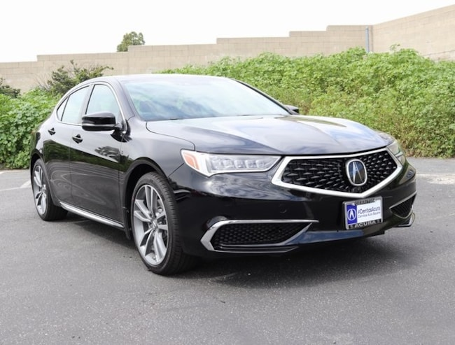 New 2019 Acura TLX 3.5 V-6 9-AT P-AWS with Technology Package Sedan For Sale/Lease Cerritos CA