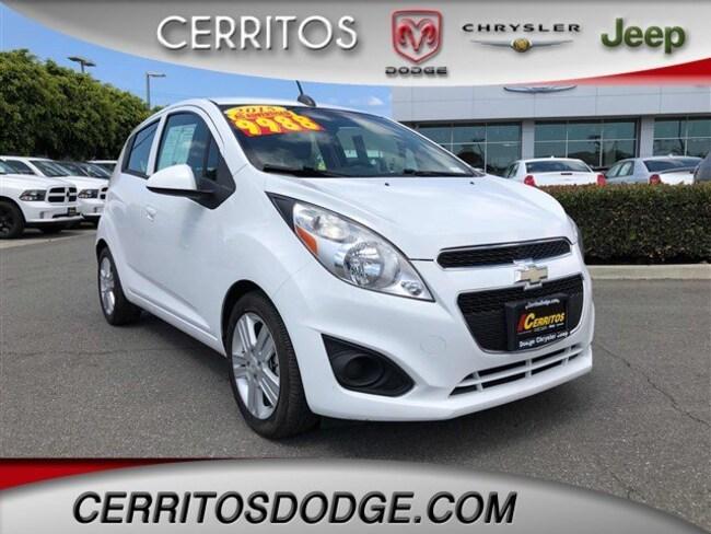 Used 2015 Chevrolet Spark Ls Cvt For Sale Cerritos Ca